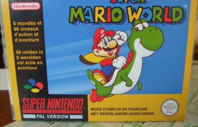 [lecture#8] le guide complet Super Mario World
