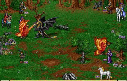[#25] Heroes of Might and Magic II : patch de l'archange