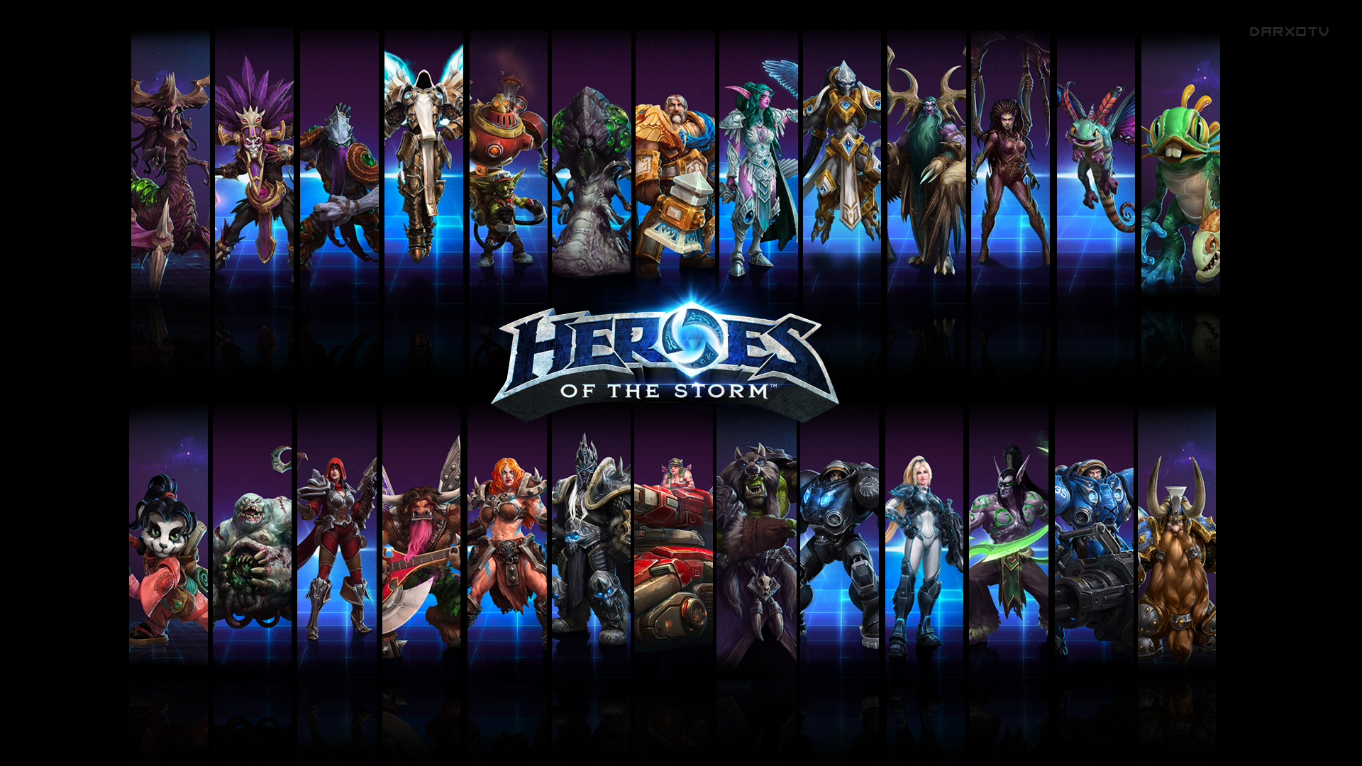 [#34] Heroes of the Storm : Blizzard pour les nuls ?