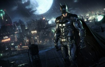 [Test#35] Batman Arkham night : Batou mon Amour !!